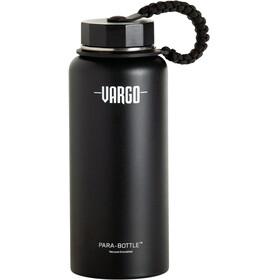 Vargo Para Iso Drinkfles 0,95l zwart